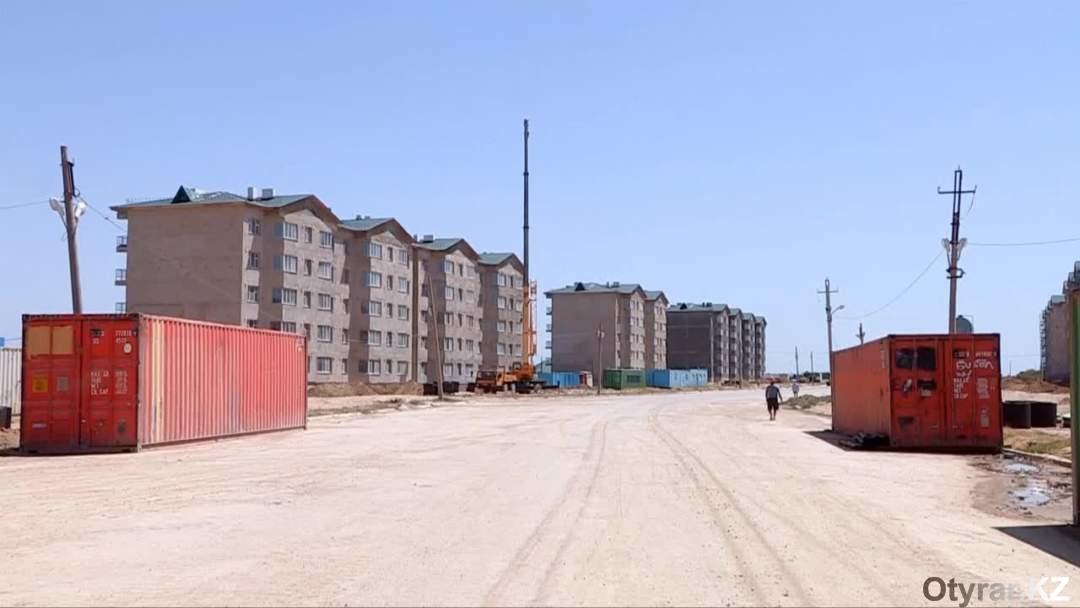 Строительство ипотечных домов в Шымкенте