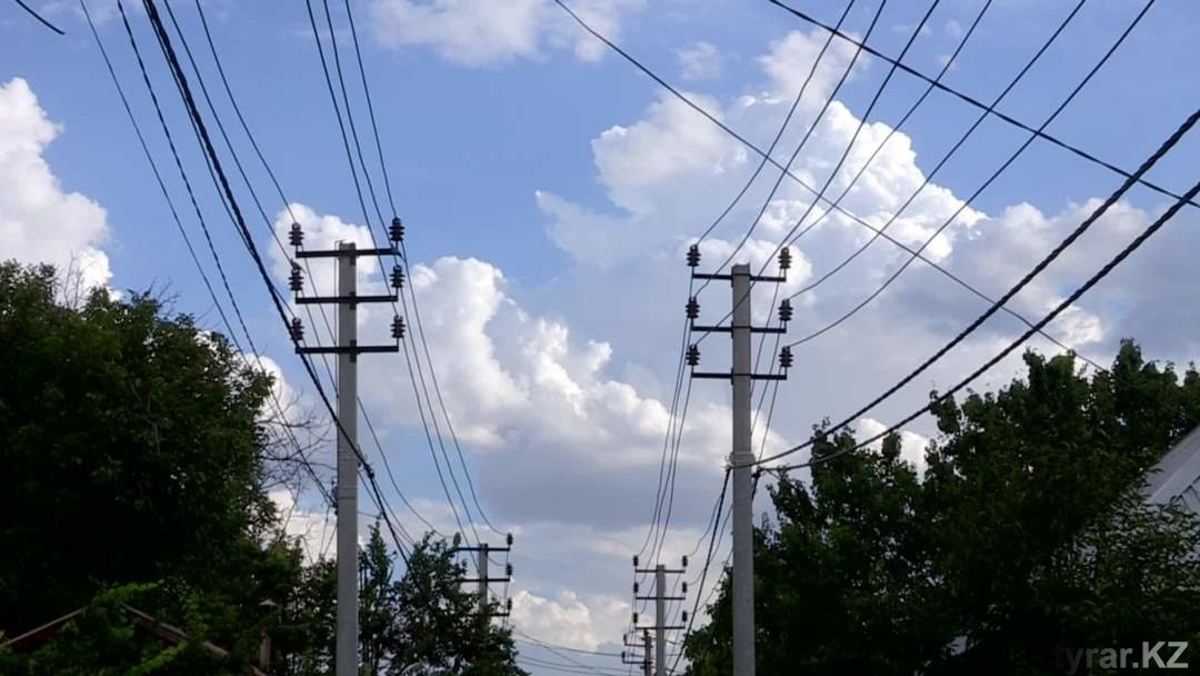 Электроэнергия на Кайнарбулаке