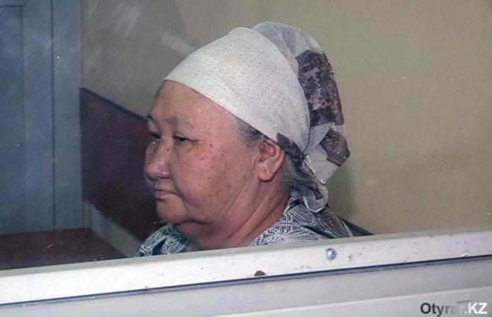 Похитительница детей Балжан Оракбаева