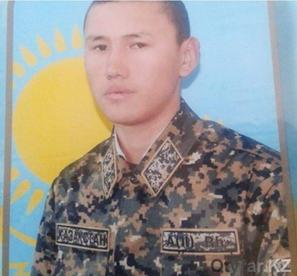 Семье погибшего в Актобе солдата-срочника Досбола Сапара подарили дом в ЮКО