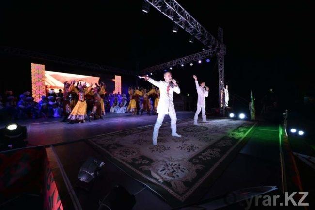 "В ЮКО наградили победителей конкурса ""Менің Қазақстаным"""