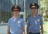 Полицейские Шымкента спасли женщину от самосожжения