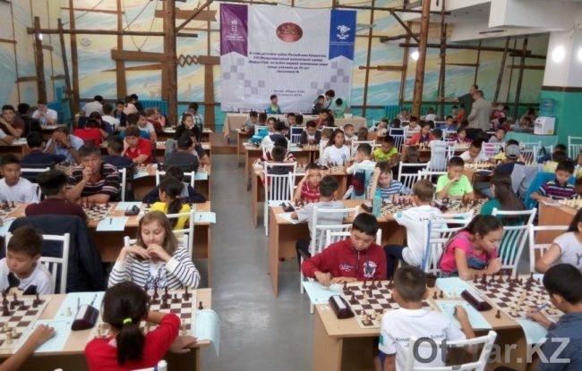 XVI международный шахматный турнир «Маралсай»