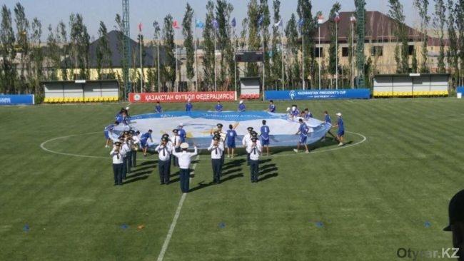 В ЮКО впервые стартовал международный турнир на Кубок Президента страны