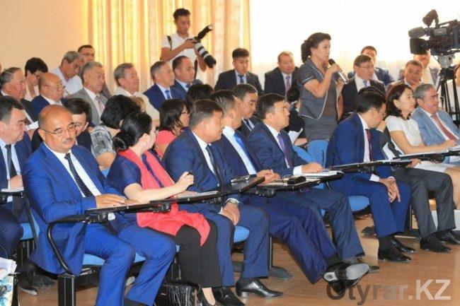 Карим Масимов в ЮКО обсудил с аграриями вопросы микрокредитования и занятости