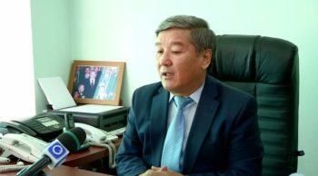 Бастар Ескараев, начальник управления по труду ЮКО
