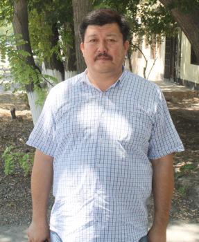 Заместитель директора ТОО «Green Bus Company» Бахытжан Рысбаев