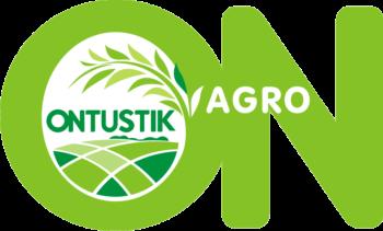 Логотип Ontustik AGRO (Оңтүстік АГРО)