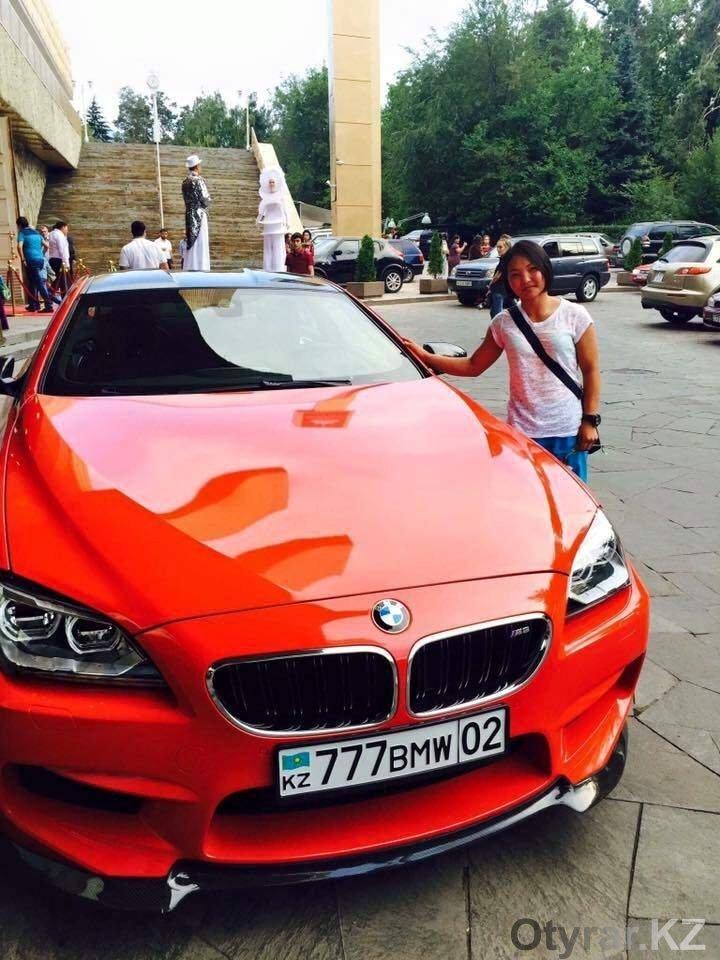 """Дзюдоистка Отгонцецег получила от Казахстана спортивную """"BMW"""""""