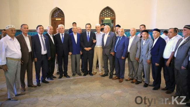 Карим Масимов оценил потенциал туристической отрасли Туркестана