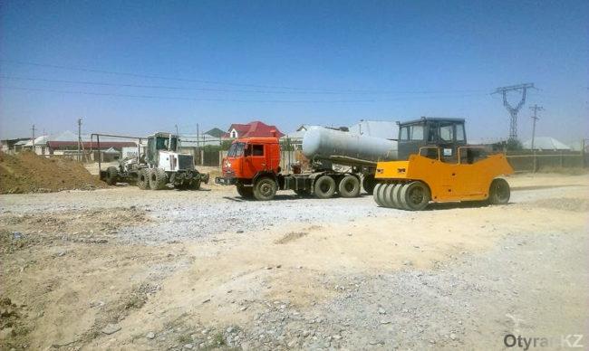 В Абайском районе Шымкента решаются многие проблемы