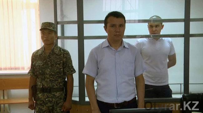 Вынесен приговор Нагашали Алпеисову, убийце парня, во время драки возле ночного клуба Москва