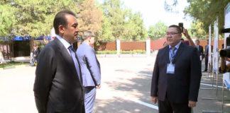 Премьер-министр Масимов проверил систему безопасности объектов транспортной инфраструктуры Шымкента