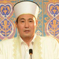 председатель Духовного управления мусульман Казахстана Ерлан кажы Малгажыулы
