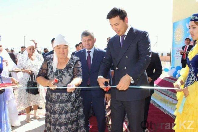 В Сузаке открылся детский сад на 280 мест