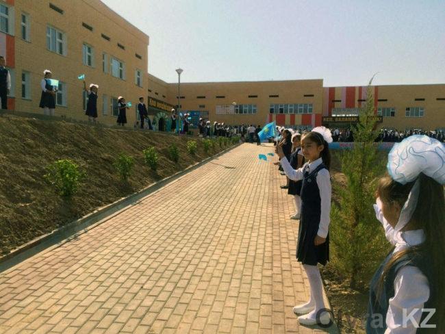 В ЮКО в новом учебном году введены в эксплуатацию 25 новых школ