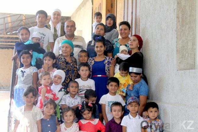 Семья Халимы Раджаметовой