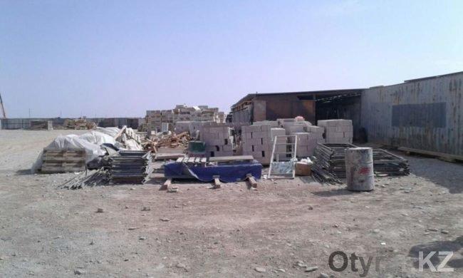 Строительные материалы в Туркестане