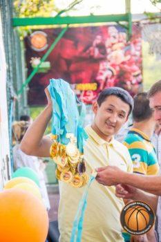 Уличная Лига 3x3 по стритболу завершилась в Шымкенте