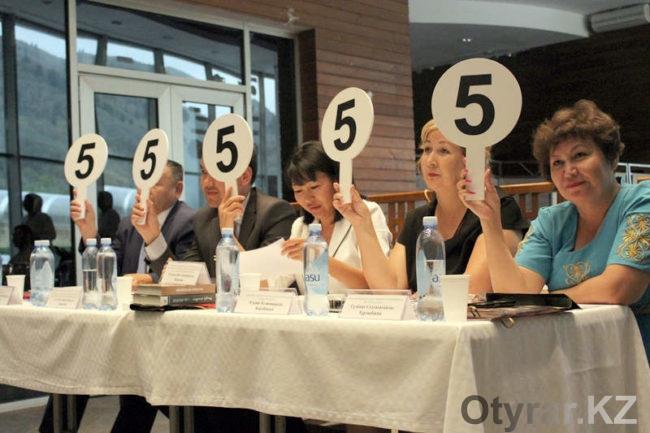 Специалист южноказахстанского ЦОНа победил в республиканском конкурсе «Государственный язык - язык оказания услуг»