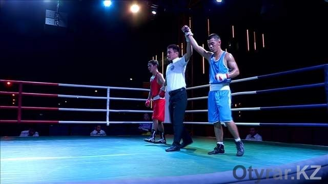 Боксёры ЮКО вышли в полуфинал Кубка федерации бокса РК