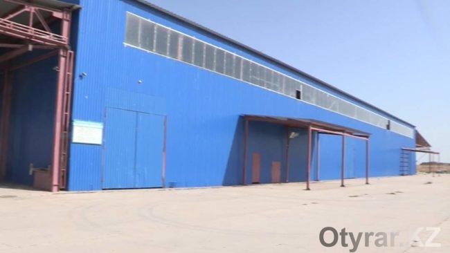 Мусороперерабатывающий завод в Шымкенте закрыт