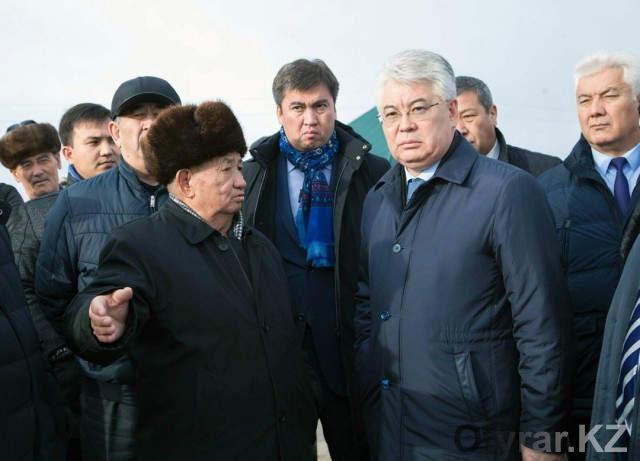 Экс-аким ЮКО Бейбут Атамкулов