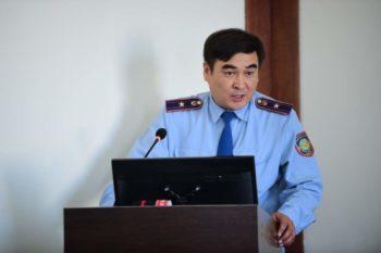 Заседание в горакимате «Шымкент – безопасный город»