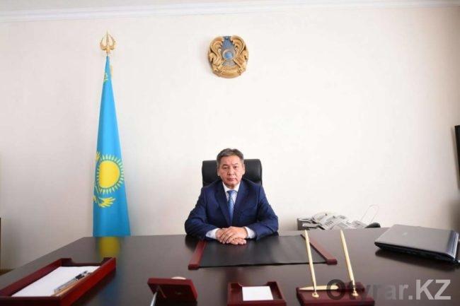 Новый аким Байдибекского района ЮКО