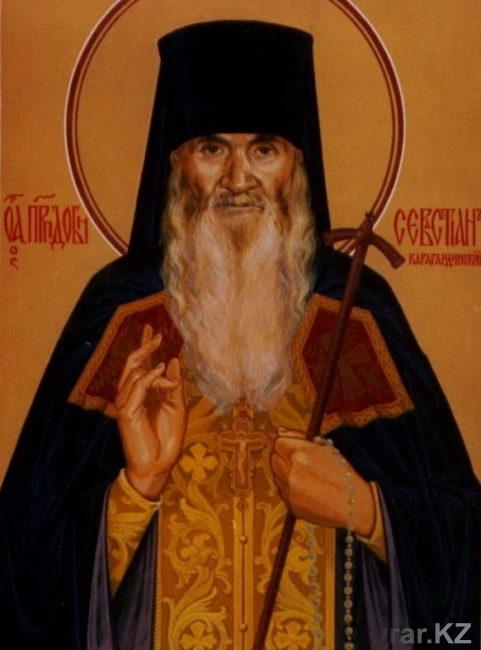 Икона Севастиана карагандинского