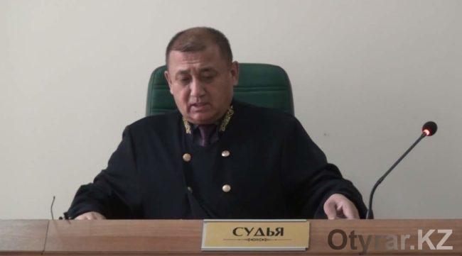 Суд с сурдопереводом впервые проходит в Шымкенте