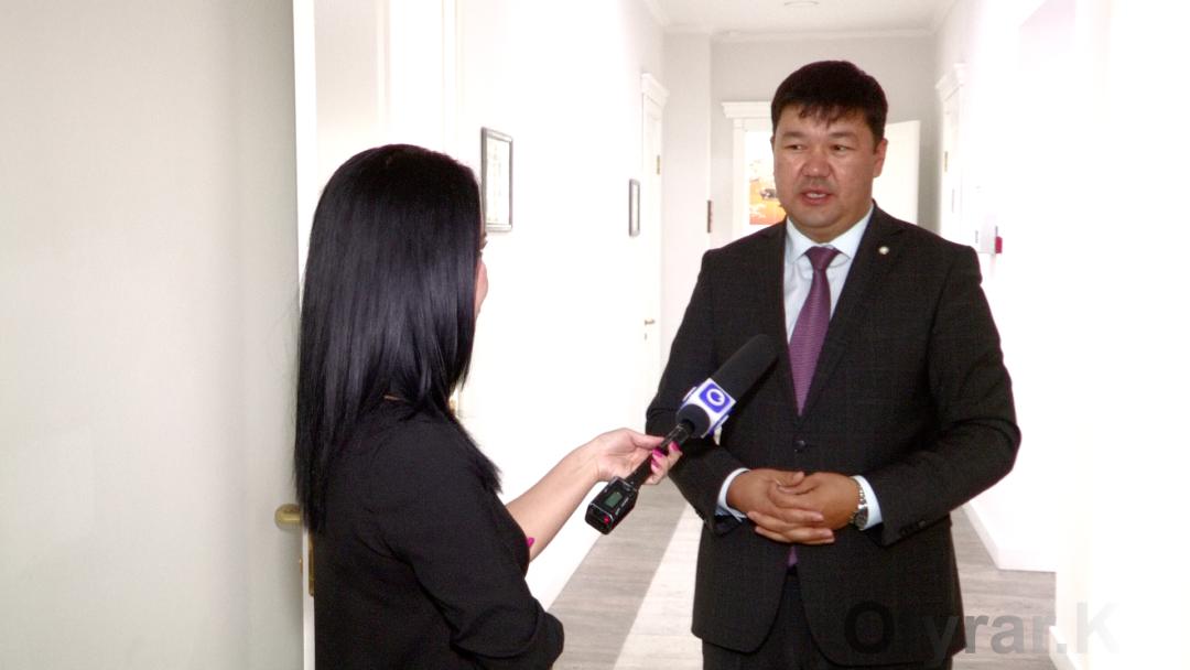 Газизбек Натбаев, заместитель директора Палаты Предпринимателей ЮКО прокомментировал ситуацию касательно нормы закона о предоставлении работодателями сведений об имеющихся вакансиях