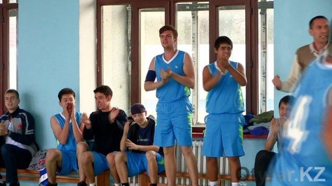 баскетбольная лига Алтын доп