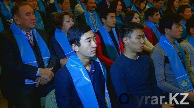 Республиканский молодежный форум стартовал в Шымкенте