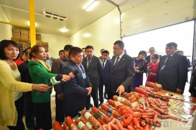 ЮКО должна стать «фабрикой» по производству фруктов и овощей, считает аким области