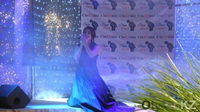 Музыкальный проект Shym Voice в Шымкенте близится к финалу