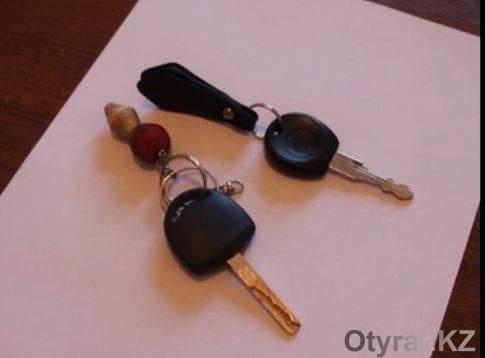 Угонщик подбирал ключи