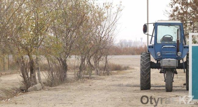Жители села Каракыр просят помощи у акима ЮКО