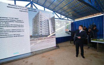 презентация проекта «Shymkent city»