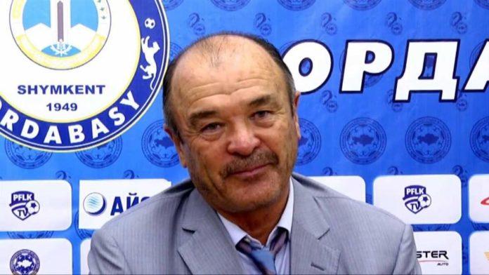 Бахтияр Байсеитов покидает пост главного тренера