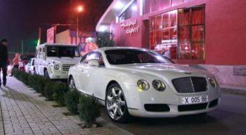 Автомобили Тохтара Тулешова