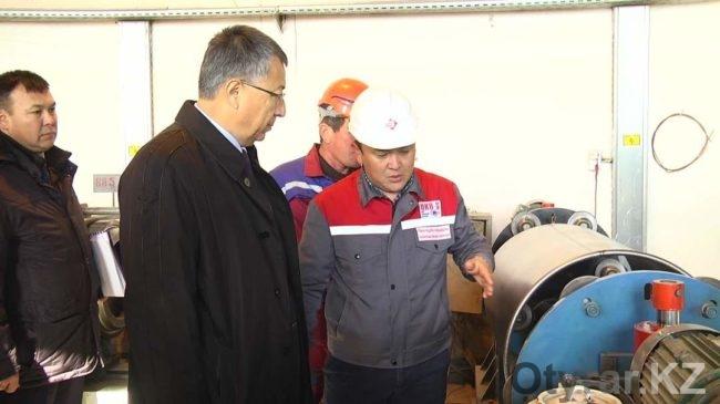 О чем говорил глава ЮКО с активом Созакского района