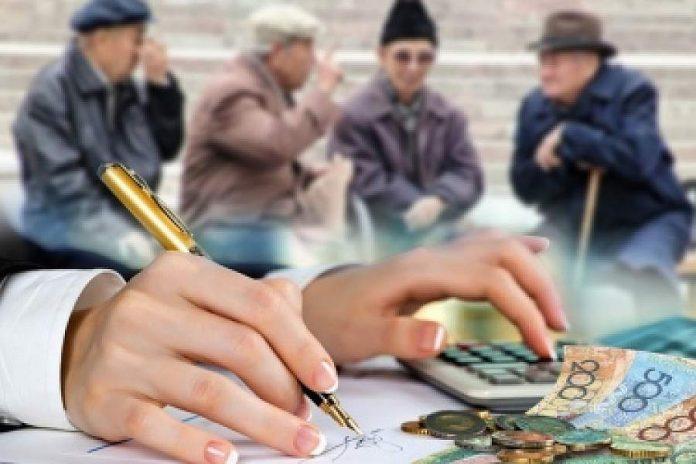 Социально незащищенные южноказахстанцы. Пенсионеры