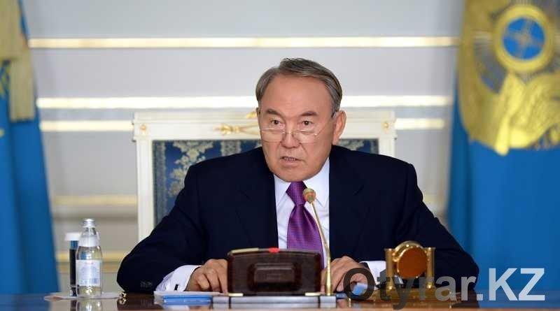 Назарбаев выступит сзаявлением вэфире телевизионных каналов Казахстана