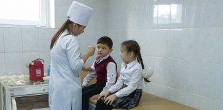 Школьные медпункты ЮКО передадут управлению здравоохранения