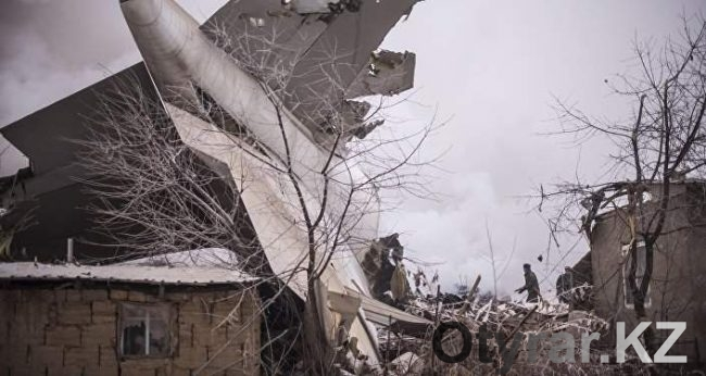 В соцсетях отслеживаются негативные публикации по авиакатастрофе в Бишкеке