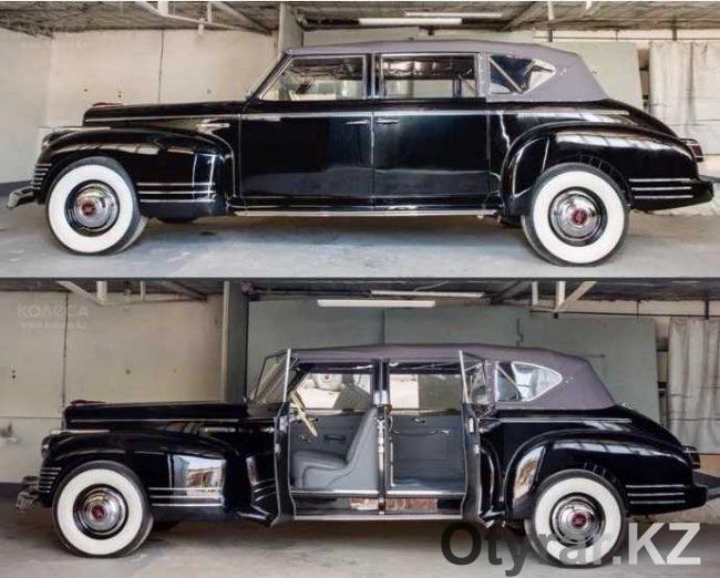 В Шымкенте продается ретро автомобиль