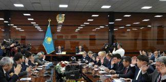Бюджет ЮКО направлен на решение социальных проблем