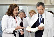 В Шымкенте заработал завод по выпуску медизделий