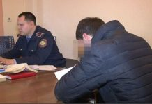 Двоих автоугонщиков задержали в Шымкенте